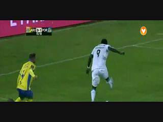 Liga (4ª J): Resumo Arouca 1-3 FC Porto