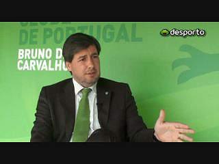 Bruno de Carvalho «Sou um alvo a abater»