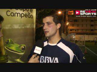 BBVA VS J.MARTINS - FLASH INTERVIEW BRUNO MOREIRAS