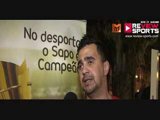 J.Martins vs Empark - Flash Interview Márcio Silva