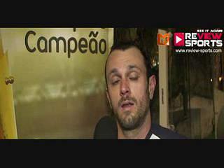 BBVA VS P.AMARELAS - FLASH INTERVIEW JOÃO MENDES
