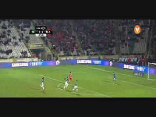 Benfica, Jogada, Mitroglou, 48m