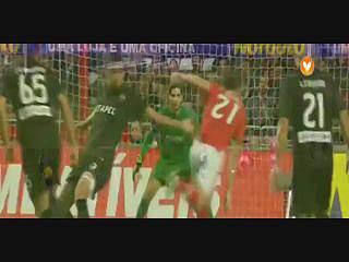 Liga (12ª J): Resumo Benfica 3-0 Académica