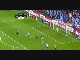 FC Porto, Jogada, André Silva, 60m