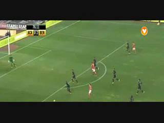 Benfica, Jogada, Derley, 77m