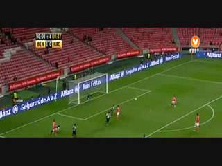 Benfica, Jogada, Sulejmani, 89m