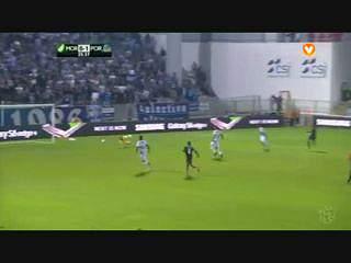 FC Porto, Jogada, P. Osvaldo, 26m