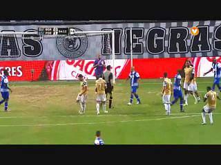 FC Porto, Caso, Martins Indi (g.p.), 94m