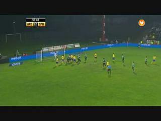 Sporting, Jogada, Maurício, 56m