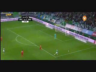 Sporting, Jogada, Adrien Silva, 25m