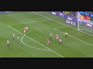 Benfica, Jogada, Gonçalo Guedes, 50m