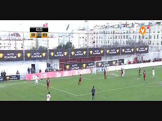 Benfica, Jogada, Mitroglou, 43m