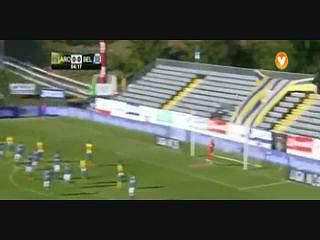 Arouca, Jogada, Nuno Valente, 4m
