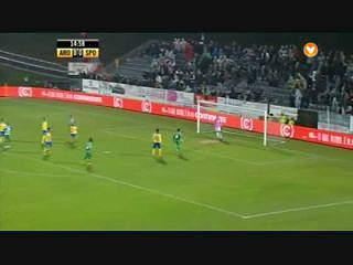 Sporting, Jogada, Adrien Silva, 15m