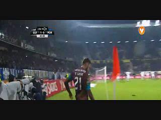 FC Porto, Jogada, Danilo, 43m