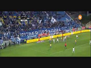 FC Porto, Jogada, Aboubakar, 7m