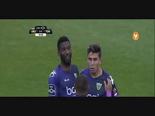 Liga (33ªJ): Resumo Arouca 1-2 Tondela