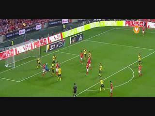 Benfica, Jogada, Gonçalo Guedes, 36m