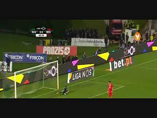 Benfica, Jogada, Pizzi, 66m