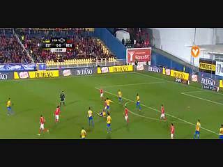 Benfica, Jogada, R. Jiménez, 14m