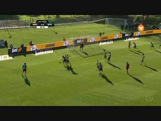 Sporting, Jogada, Bas Dost, 31m