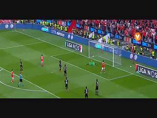 Benfica, Jogada, Jonas, 81m