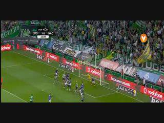 Sporting, Golo, Bas Dost, 34m, 2-0