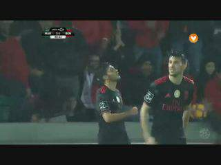 Benfica, Jogada, R. Jiménez, 81m