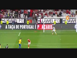Taça de Portugal (Meias-Finais): Resumo Benfica 3-3 Estoril