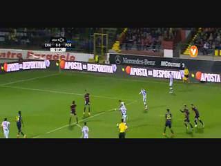 FC Porto, Golo, Soares, 52m, 0-1