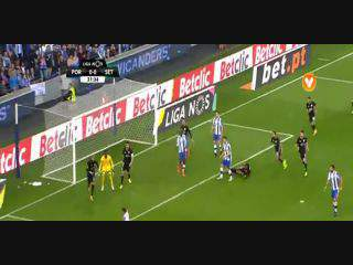 FC Porto, Jogada, André Silva, 32m