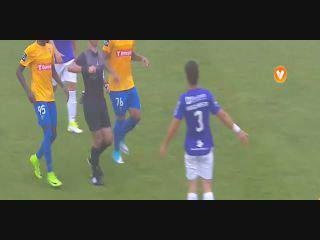 Arouca, Expulsão, Hugo Basto, 40m