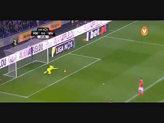 FC Porto, Jogada, Alex Telles, 7m
