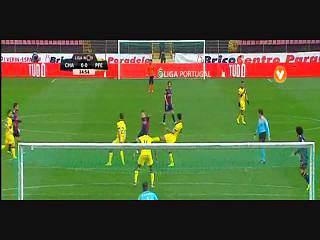 Liga (27ªJ): Resumo Chaves 1-0 P. Ferreira