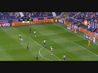 P. Ferreira, Golo, Ricardo Valente, 31m , 0-1