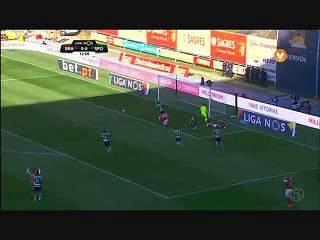 Sp. Braga, Golo, Ricardo Horta, 13m, 1-0