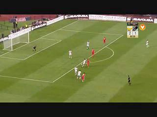 Benfica, Jogada, Pizzi, 89m