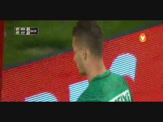 Benfica, Jogada, Cervi, 5m