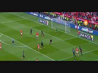 Benfica, Jogada, Pizzi, 82m