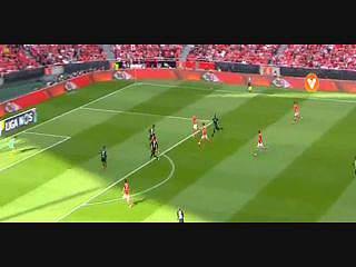 Benfica, Golo, F. Cervi, 11m, 1-0