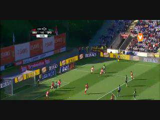 Sporting, Jogada, Alan Ruiz, 17m