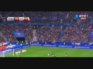 Portugal, Jogada, Ronaldo, 40m