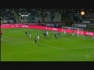 Liga (16ª J): Resumo V. Setubal 0-6 Sporting