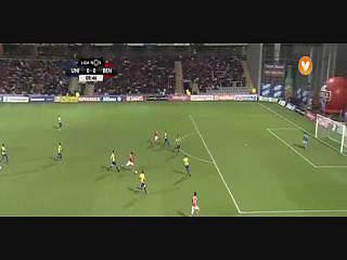 Benfica, Jogada, Gonçalo Guedes, 9m