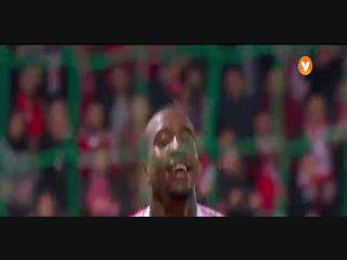 Benfica, Golo, Talisca, 83m, 1-5