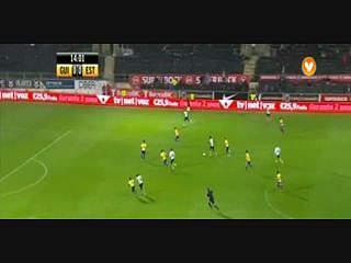 Resultado ao Intervalo – V. Guimarães 1-0 Estoril