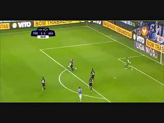 Resultado ao Intervalo – FC Porto 1-0 Académica