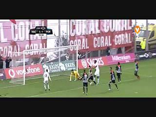 Liga (13ª J): Resumo Nacional 1-2 FC Porto