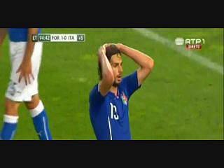 Itália, Jogada, Ranocchia, 95m