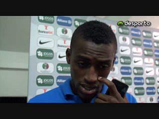 Jackson feliz por mais um título no FC Porto